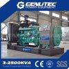 Open Diesel van de Macht 187kVA Yuchai van het Type 150kw Generator