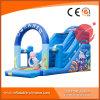 Trasparenza gonfiabile T4-503 del polipo della tela incatramata del PVC di disegno di gioia grande