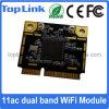 コンピュータのための802.11ACデュアルバンド1200Mbps小型Pcie MT7612Eによって埋め込まれる無線WiFiのモジュール