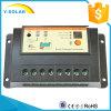 Licht en Controlemechanisme van de Last van Regulater van de Batterij van het Comité van het Werk 12/24VDC het AutoPWM 10A Epsolar van de Tijdopnemer