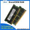 Niedriger preiswerter DDR3 4GB 1333MHz Laptop der Dichte-256X8 8bits 16c
