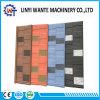 Azulejo de azotea revestido de la ripia del metal de la piedra del material de material para techos de la alta calidad