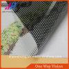 Kundenspezifischer perforierter Vinylfilmone-wayanblick
