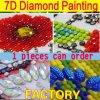 Nieuwe 7D het Schilderen van de Diamant 5D Diamant die Aangepaste Beschikbaar schilderen