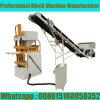 Machine de fabrication de brique hydraulique automatique de l'argile Fd1-10