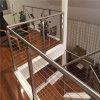 Pêche à la traîne en aluminium de câble de qualité d'as pour le balcon