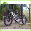 Bike тучного колеса автошины 3 электрический с передним Suspention