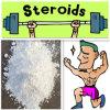 Fabrik-Verkaufs-heißes Steroid Hormon-Puder-Testosteron-Azetat CAS 1045-69-8