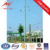 achteckige elektrische Pole-Teile des 110kv ASTM A123 Sicherheitsfaktor-1.1