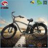 Vélo électrique de plage de gros pneu du bâti 500W d'alliage pour l'adulte