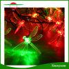 La chaîne de caractères féerique de libellule allume la lumière extérieure de la lampe 30LEDs de chaîne de caractères solaire du pouvoir DEL pour la décoration de Noël de jardin