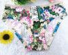 OEM卸し売り新しく簡単な様式のタケファイバーのファブリックによって印刷される花の報告書Panty