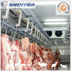 Sitio del congelador del poliuretano para el almacenaje de la carne