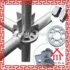 Sistema de acero galvanizado del andamio de la capa del precio de fábrica