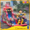 Dia's van Inflatabble van de Robot van Inflatables van de Dia's van jonge geitjes de Rode met Druk (AQ01746)