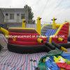 Nave de pirata inflable para el parque de atracciones