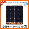 75W 156*156mono-Crystalline Solar Panel