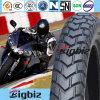 China-Fabrik geben direkt den 3.50-18 Motorrad-Gummireifen/den Reifen an