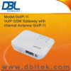 Internal Antenna GoIP-1I를 가진 1 채널 통신로 VoIP GSM Gateway