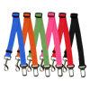 Harness del cinturón de seguridad de la seguridad del coche del perro del gato de 6 colores para el envío de la gota de los perros