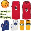Pullover americano di pallacanestro (BJ-AM-028)