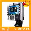 스크린 8 인치 TFT RS232/485 의 TCP/IP 출석 기계 (HF iClock2500)