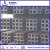 Heißes galvanisiertes quadratisches Stahlrohr