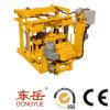 Bewegliche Ziegelstein-Maschine, kleine Block-Maschine, konkrete Ziegelstein-Maschine (QT40-3A)