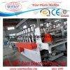 Ligne écumante de machine de production de panneau de PVC WPC