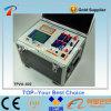 Analyseur de courbe caractéristique de Volt-Ampere du transformateur CT/PT (TPVA-402)