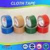 高品質のカートンのシーリングのための多彩な布テープ