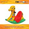 Ruiter van de Schok van de Stijl van de Herten van het Stuk speelgoed van jonge geitjes de Plastic (PT-044)