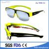 Tipo 2016 o ajuste polarizado o mais popular da forma sobre óculos de sol