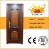 高品質の住宅の使用された金属の機密保護のドア(SC-S111)
