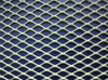 拡大された金属の網