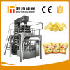 Machine de conditionnement à grande vitesse de pommes chips