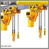 Alci 0.5ton Low Headroom Electric Chain Hoist con Trolley--Certificati del CE