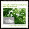 Extrato natural das flores de Honeysuchle da alta qualidade, ácido clorogénico