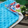 Almohadilla decorativa material de Minky del diseño lindo para la sala de estar