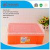Hotsale Boîte de rangement en plastique transparent de haute qualité Boîtier de rangement empilable pour la nourriture