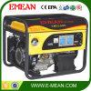 3kVA Single Phase Portable Gasoline Generator Set