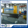 Metal Plate Fold Bending Machine with CNC (WC67Y-125TX4000)