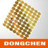 中国の製造者の印刷の反偽造品の透過ホログラムのステッカー