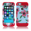 New Designs Mobile Phone Accessories Slim PC Material Defender Case for iPhone 5s