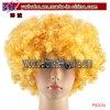 Chapeau de perruque d'Afro pour annoncer les costumes de carnaval de Veille de la toussaint de cadeau (PS2014)