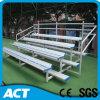 Bleacher dell'interno portatile di ginnastica, sedi di alluminio del Bleacher per esterno