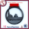 Подгонянные 50mm Running Awards Metal Sports Medal для Events