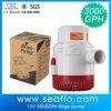 bomba de dreno elevada elétrica portátil da água da taxa de fluxo 3000gph