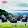 PET Rattan-Sofa eingestellt/Rattan-im Freienmöbel (DH-8570)