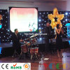 5*5meters Colorful Stage Party Decoration Effect LED Star Background